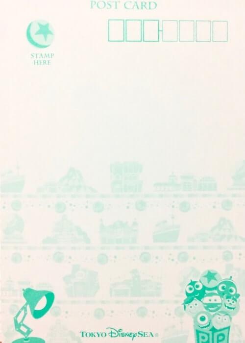 ディズニーポストカードコレクション〈シー編〉4