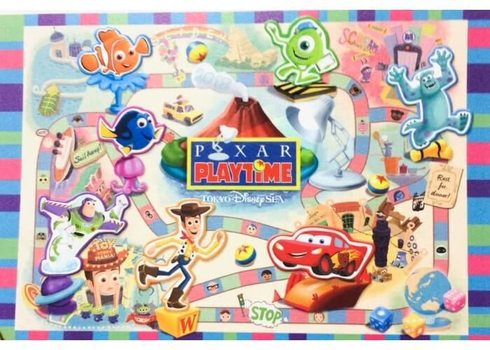 ディズニーポストカードコレクション〈シー編〉3