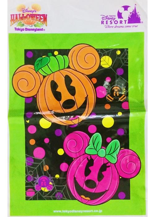 ディズニー・ハロウィーン2013のお土産袋