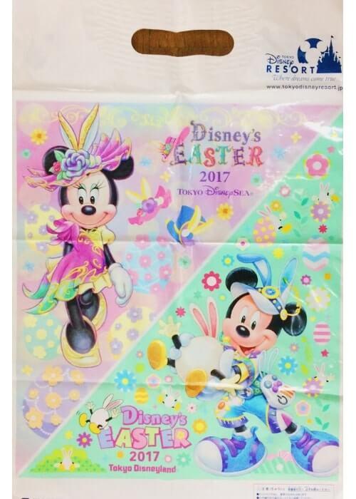 ディズニー・イースター2017のお土産袋