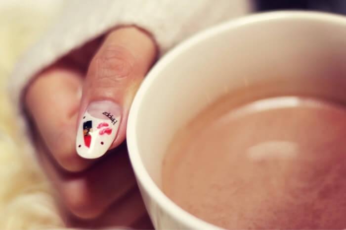 ダッフィーグッズのお菓子「フィナンシェ」はコーヒーと相性抜群