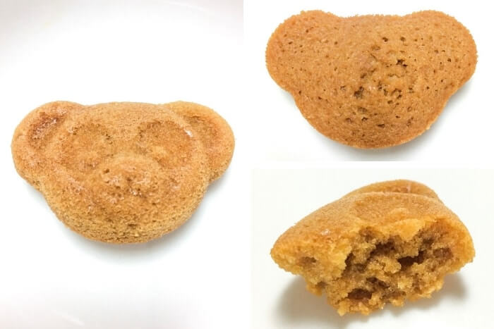 ダッフィーグッズのお菓子「フィナンシェ」開封
