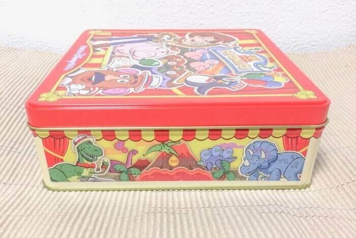 トイストーリーマニアのお菓子グッズパッケージ<右>