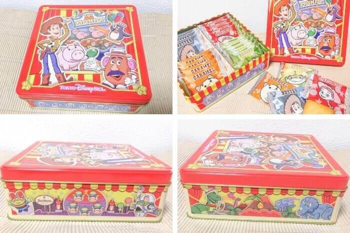 トイストーリーマニアのお菓子グッズ<おすすめポイント3>