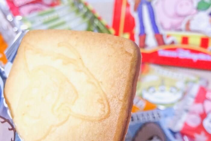トイストーリーマニアのお菓子グッズ<おすすめポイント1>