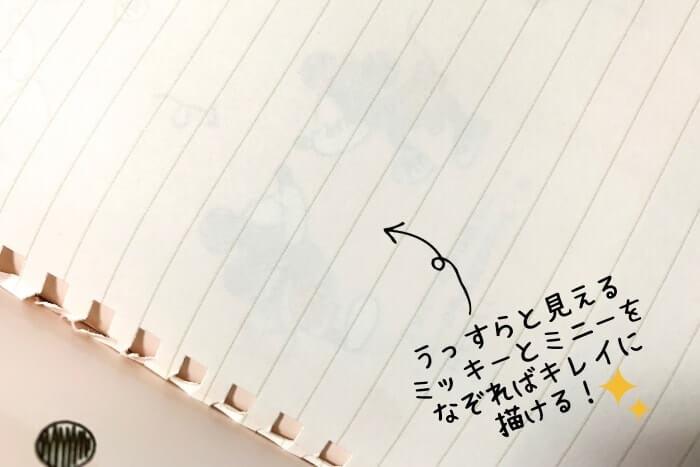 ディズニーキャラクターのイラストの描き方
