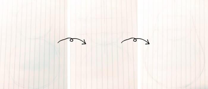 バズ・ライトイヤー(トイ・ストーリー)のイラストの描き方1