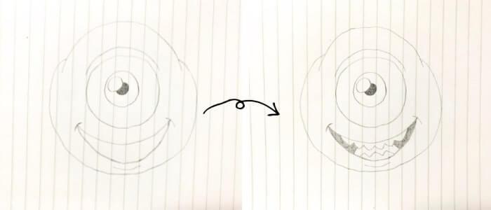 マイクワゾウスキのイラストの描き方3